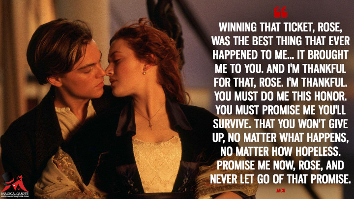 What Had Happened Was Movie Quote: 101 Beautiful Love Quotes From Famous Movies