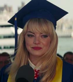 Gwen Stacy - Movie Quotes