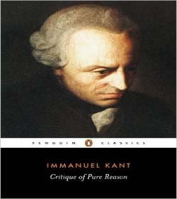 Immanuel Kant - Critique of Pure Reason Quotes
