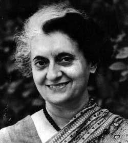 Indira Gandhi - Author Quotes