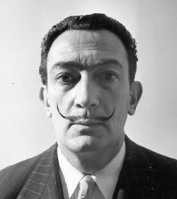 Salvador Dalí - Author Quotes