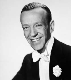 Fred Astaire - Author Quotes