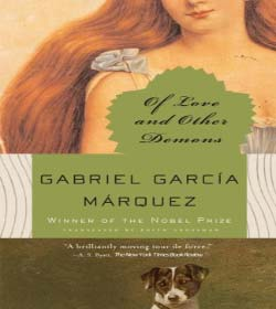 Gabriel García Márquez - Of Love and Other Demons Quotes