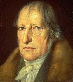 Georg Wilhelm Friedrich Hegel - Author Quotes
