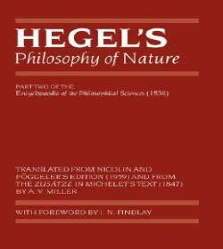 Georg Wilhelm Friedrich Hegel - Book Quotes