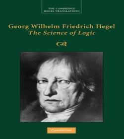 Georg Wilhelm Friedrich Hegel - Book Quotes