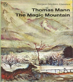 Thomas Mann - The Magic Mountain Quotes