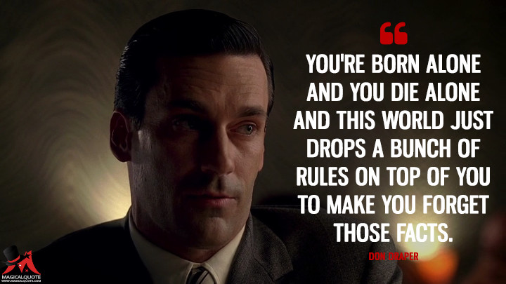 The Most Momentous Don Draper Quotes