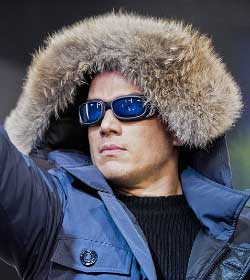 Captain Cold - TV Series Quotes, Series Quotes, TV show Quotes
