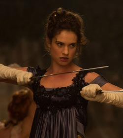 Elizabeth Bennet - Pride and Prejudice and Zombies Quotes