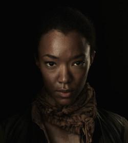 Sasha Williams (The Walking Dead Quotes)