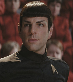 Spock - Movie Quotes