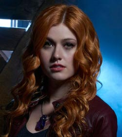 Clary Fray - TV Series Quotes, Series Quotes, TV show Quotes