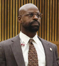 Christopher Darden - American Crime Story Quotes