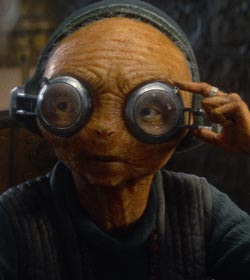 Maz Kanata - Star Wars Quotes