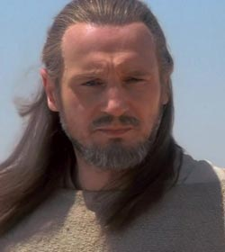 Qui-Gon Jinn - Star Wars Quotes