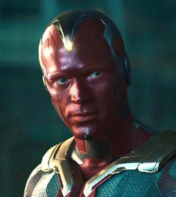 Vision - Captain America: Civil War Quotes, Avengers: Age of Ultron Quotes, WandaVision Quotes