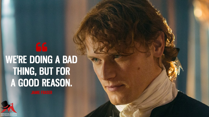 Jamie Fraser Quotes - MagicalQuote