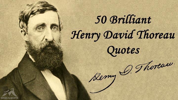 essays henry david thoreau Henry david thoreau (1817–1862) was an american philosopher, poet, and environmental scientist whose major work, walden, draws upon each of these identities in.