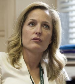 Stella Gibson - The Fall Quotes