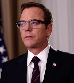Tom Kirkman - Designated Survivor Quotes