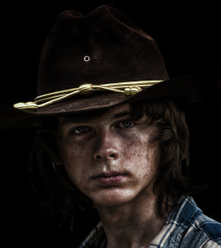 Carl Grimes (The Walking Dead Quotes)