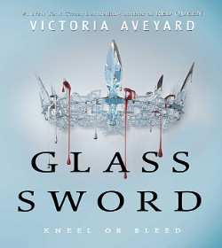 Victoria Aveyard - Glass Sword Quotes