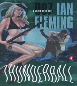 Ian Fleming - Thunderball Quotes