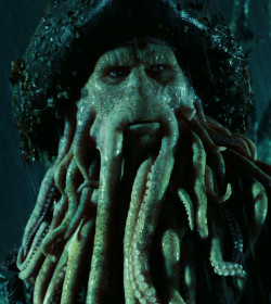 Davy Jones - Pirates of the Caribbean Quotes
