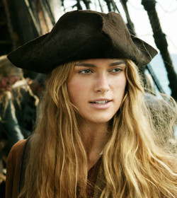 Elizabeth Swann - Pirates of the Caribbean Quotes