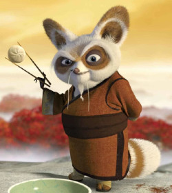 Shifu - Kung Fu Panda Quotes