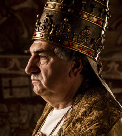 Pope Boniface VIII - Knightfall Quotes
