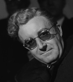 Dr. Strangelove - Dr. Strangelove or: How I Learned to Stop Worrying and Love the Bomb Quotes