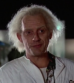 Emmett Brown - Back to the Future Quotes