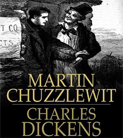 Charles Dickens - Martin Chuzzlewit Quotes
