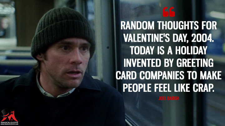 Eternal Sunshine of the Spotless Mind Quotes - MagicalQuote
