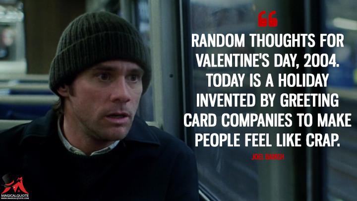 Valentine S Day Movie Quotes Magicalquote