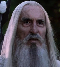 Saruman - The Lord of the Rings Quotes