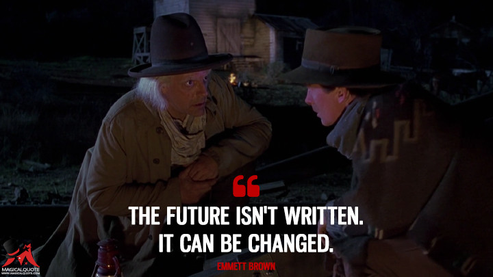 Back To The Future Part Iii Quotes Magicalquote