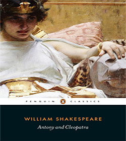 William Shakespeare - Antony and Cleopatra Quotes