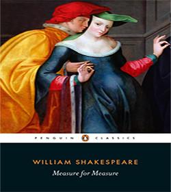 William Shakespeare - Measure for Measure Quotes