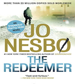 Jo Nesbø - The Redeemer Quotes