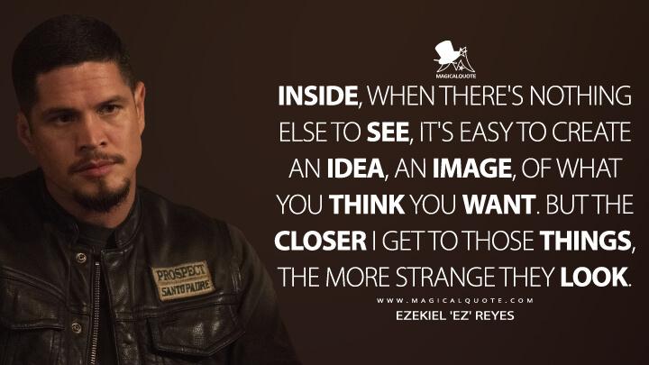 Ezekiel Jones Quotes