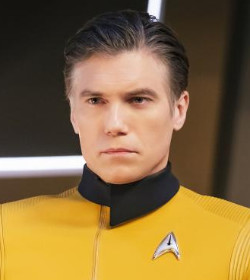 Christopher Pike - Star Trek: Discovery Quotes