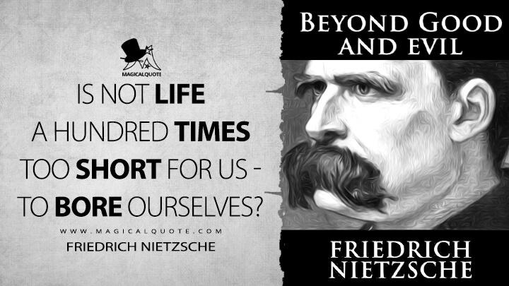 150 Profound Quotes By Friedrich Nietzsche Magicalquote