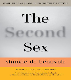 Simone de Beauvoir - The Second Sex Quotes
