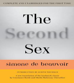 Simone de Beauvoir - The Second Sex Quotes