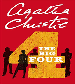 Agatha Christie - The Big Four Quotes