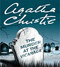 Agatha Christie - The Murder at the Vicarage Quotes