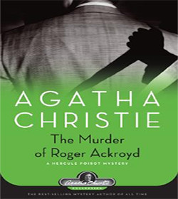 Agatha Christie - The Murder of Roger Ackroyd Quotes